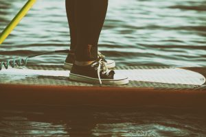 Stand Up Paddle Board Feet