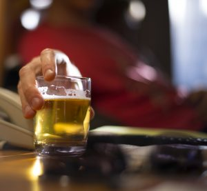 Substance misuse looking for an altered state