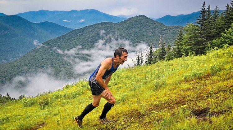 Raw vegan athlete, Tim Van Orden