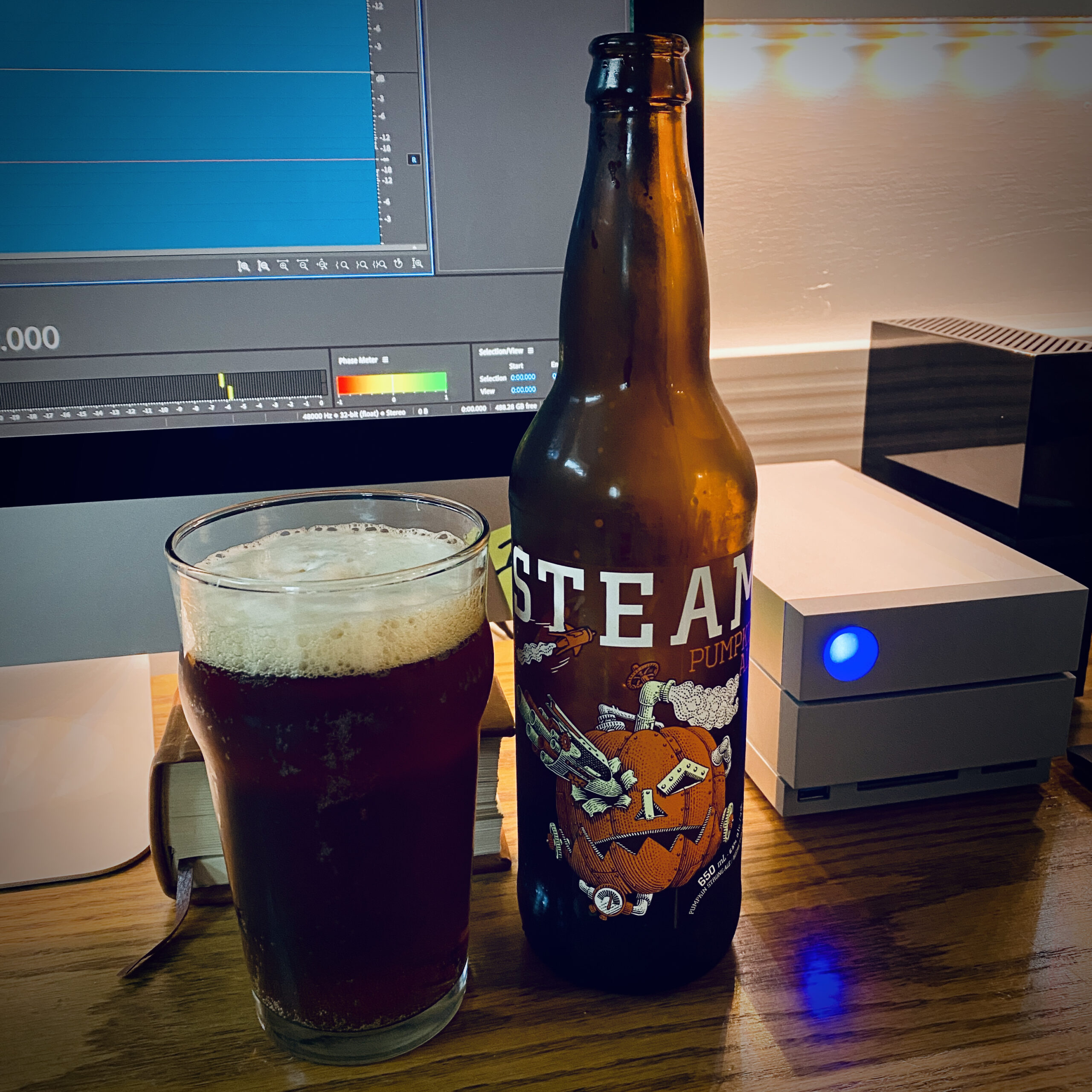 Pumpkin Beer and personal growth